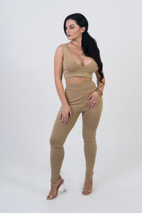 mocha 2 piece set th2
