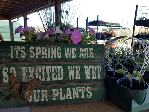 Plants and Planting Supplies