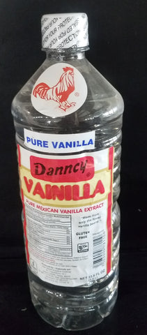 Mexican Clear Vanilla