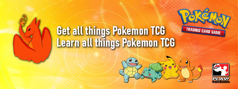 Learn all things Pokemon Trading Card Game here