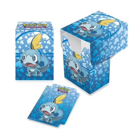 ULTRA PRO Pokémon - Full View Deck Box- Sword and Shield Galar- Sobble