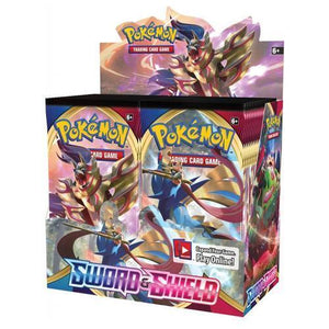 Pokemon TCG Sword & Shield Base Set Booster Box