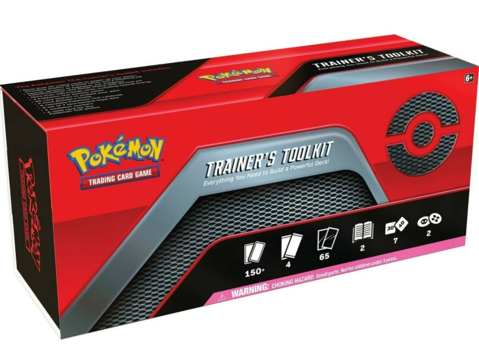 Pokemon Card TCG Trainer's Toolkit Brand New Sealed
