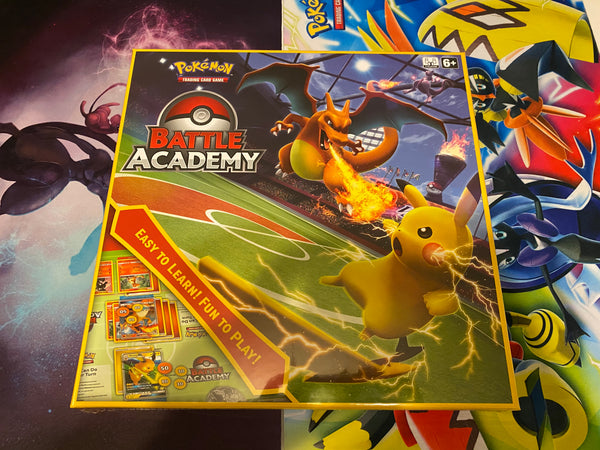 Pokemon Trading Card Game Battle Academy Board Game