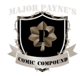 Major Payne's Comic Compound