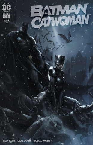 Batman / Catwoman #1 Francesco Mattina
