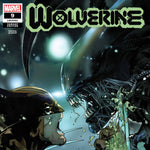WOLVERINE #9 SILVA MARVEL VS ALIEN VAR