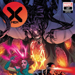 X-MEN #17 DAUTERMAN MARVEL VS ALIEN VAR