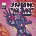 IRON MAN #6 SOUZA WAR MACHINE BLACK HISTORY MONTH VAR