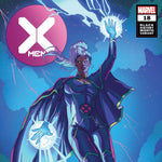 X-MEN #18 SOUZA STORM BLACK HISTORY MONTH VAR