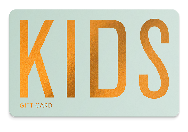 The Kids Card