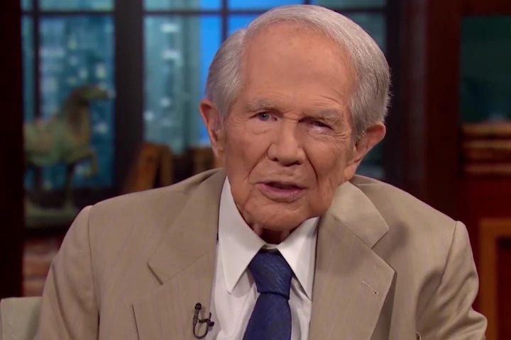 TELEVANGELIST PAT ROBERTSON CALLS FOR PHYSICAL PUNISHMENT OF CHILDREN