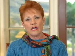 Pauline Hanson on Channel 9 Talking About COVID-19