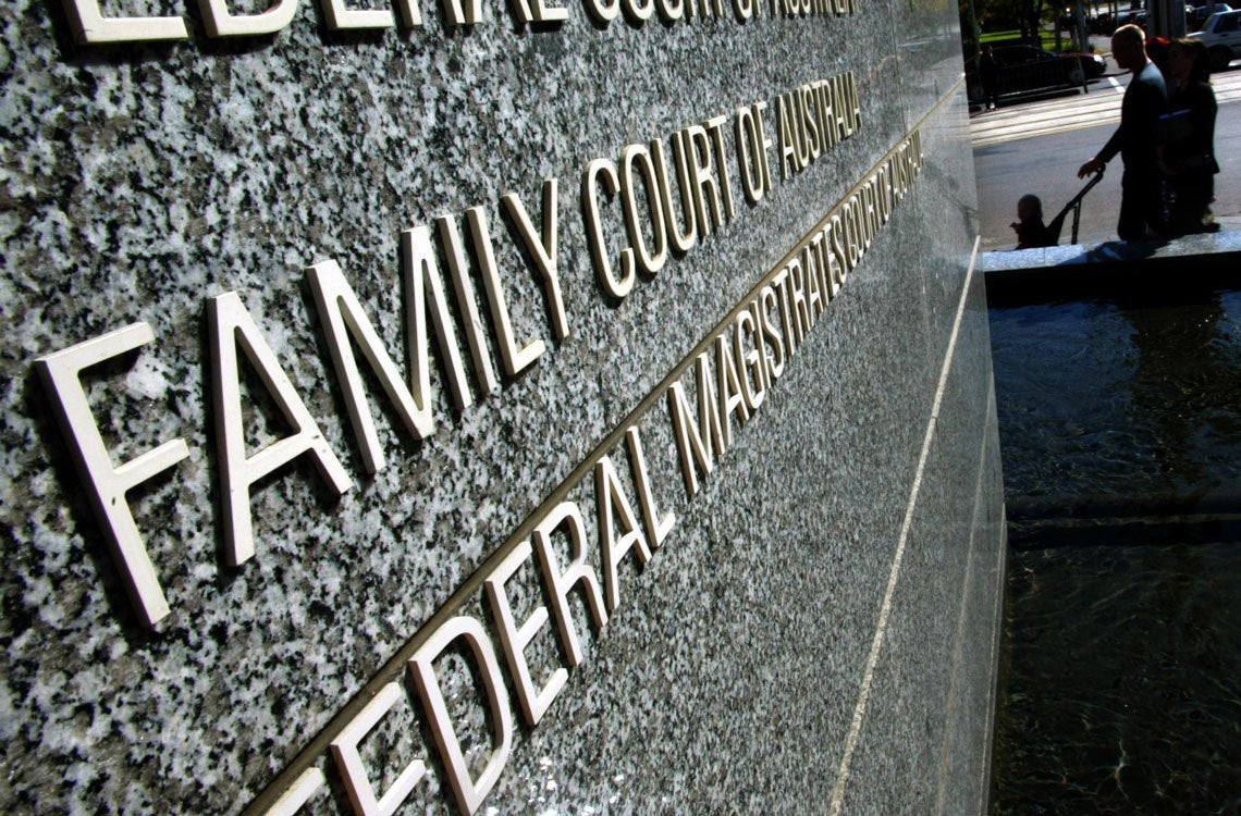 Inquiry into the Federal Circuit and Family Court of Australia Bill 2019