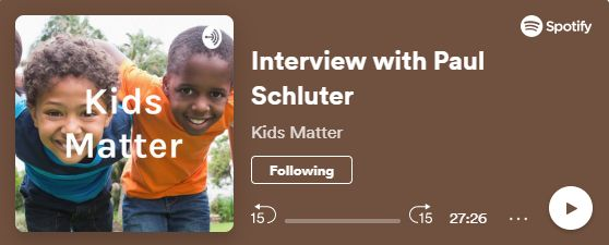 Interview with Paul Schluter