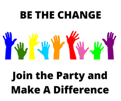Be the Change - Join the Child Protection Party