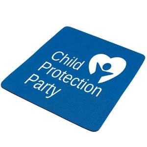 Child Protection Mouse Pad
