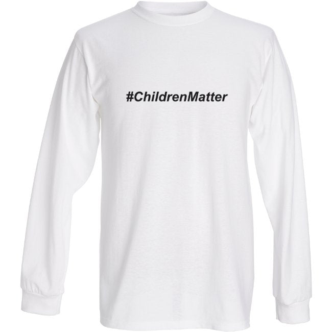 Child Protection Long Sleeve T-shirt