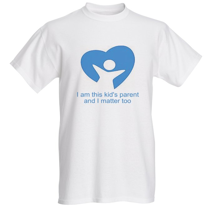 Child Protection Party I am this kid's parent T-Shirt