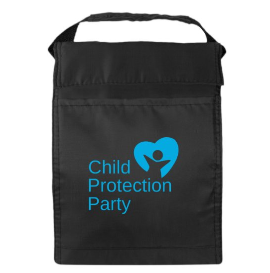 Child Protection Party Lunch Bag