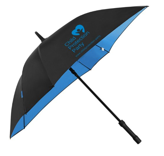 Child Protection Square Umbrella