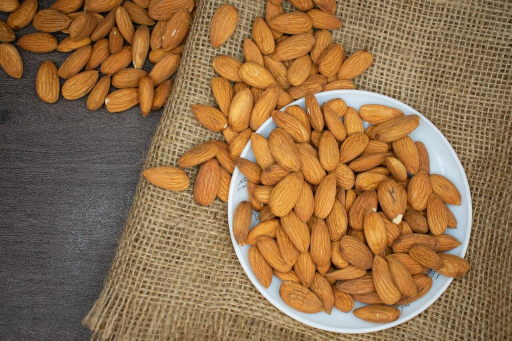 Keto benefits of almonds