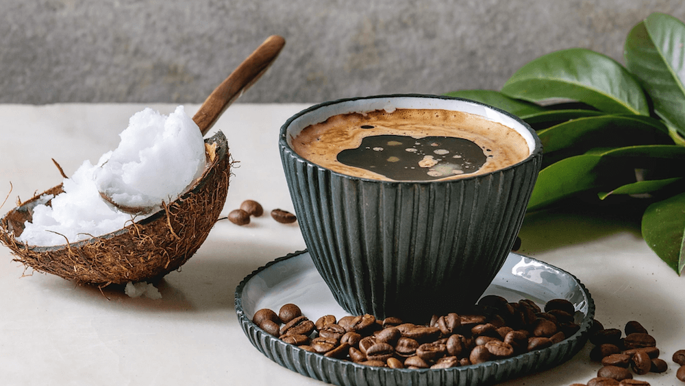 Healthy Keto Habits: Adding Coconut Oil To Your Morning Coffee