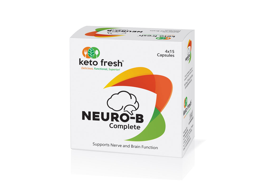 Keto Fresh Neuro-B Complete - Multivitamin