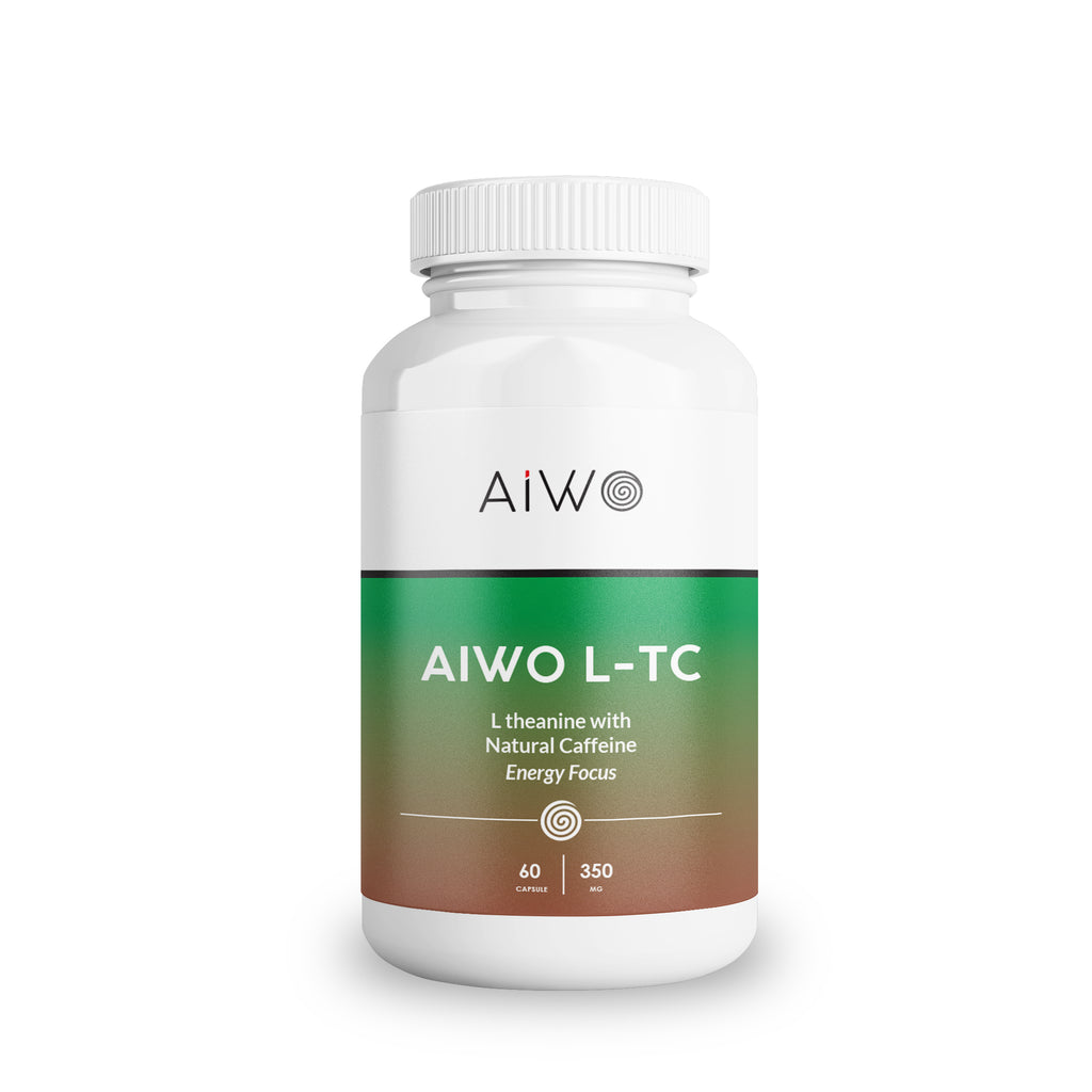 AIWO L-TC - Theanine with Caffeine