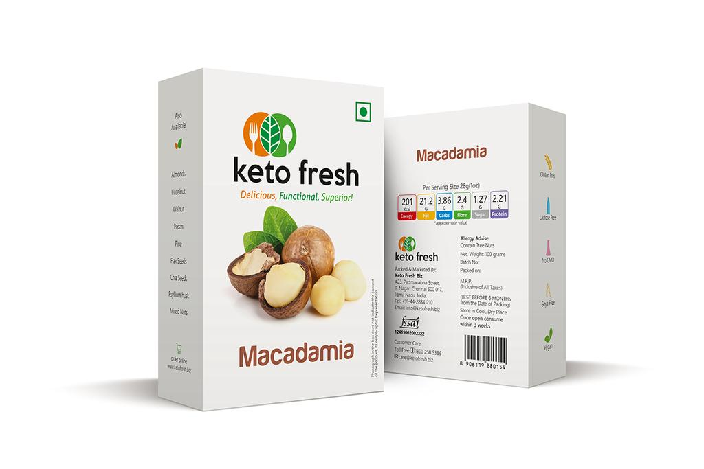 KetoFresh Macadamia Box