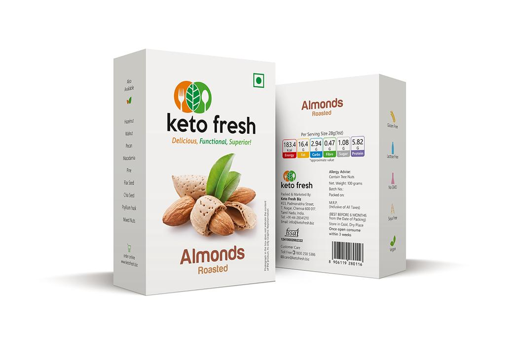 KetoFresh Almond Box