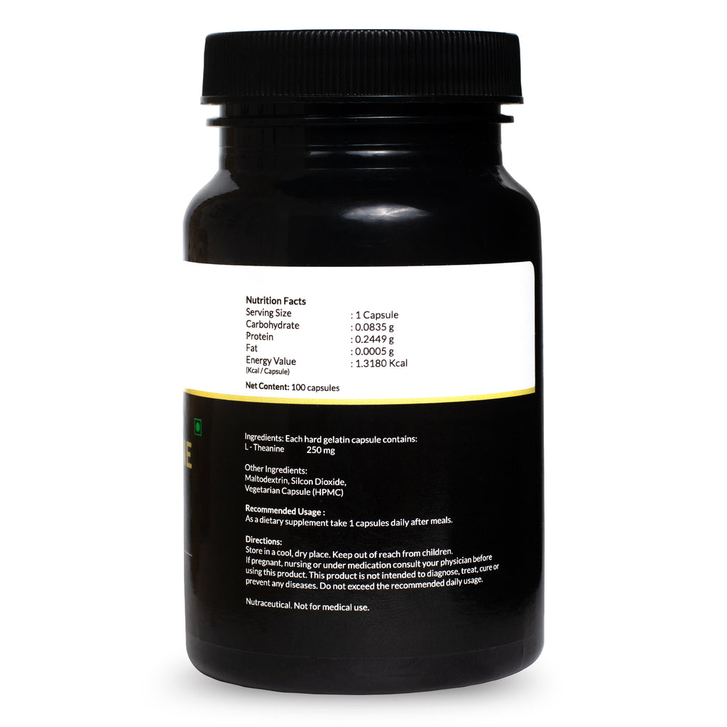 L-Theanine Supplement 250 mg