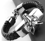 Bracelet Loup<br>D'Alaska - Loup-Faction