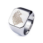 Bague Loup<br> Loup Mortel - Loup-Faction