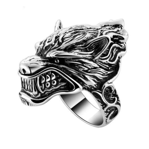 Bague Loup<br>  Balmora - Loup-Faction