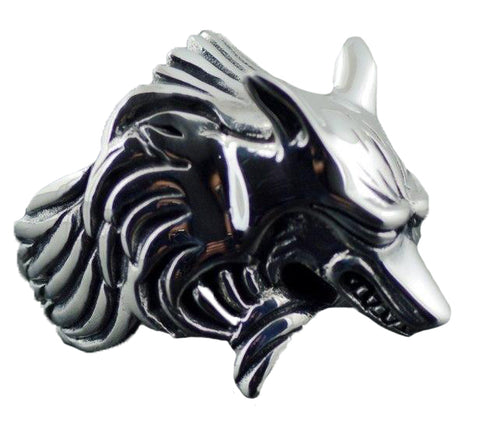 Bague Loup<br>Terminator - Loup-Faction