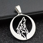 Pendentif Loup<br> Hurlement - Loup-Faction