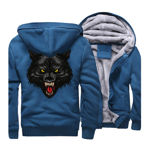 Veste Loup <br> En Rage - Loup-Faction
