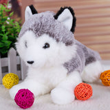 Peluche Loup<br> Blanc - Loup-Faction