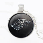 Pendentif Loup<br> Game Of Thrones - Loup-Faction