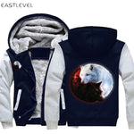 Veste Loup <br> Yin-Yang - Loup-Faction