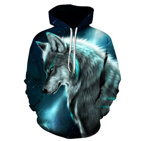 Pull Loup<br> Alpha - Loup-Faction