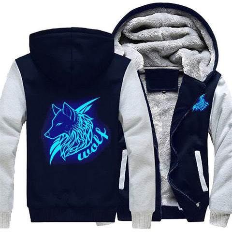 Veste Loup <br> Luminescent - Loup-Faction