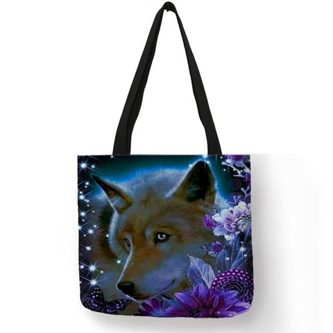 Sac Loup<br> Femme - Loup-Faction