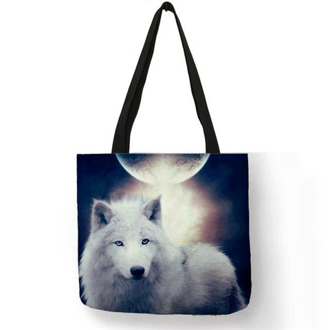 Sac Loup<br> Lune - Loup-Faction
