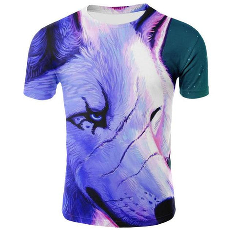T-Shirt Loup<br> Maman Loup - Loup-Faction
