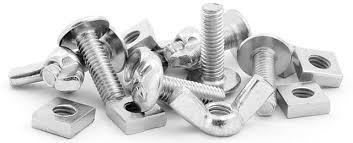 Nuts Bolts Washers Screws Fasteners