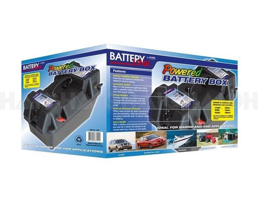 Battery Box Powered - Battery Link - Port Kennedy Auto Parts & Batteries