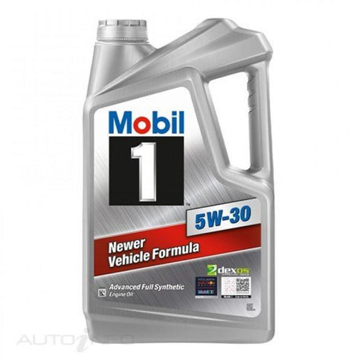 Mobil 1 Full Synthetic 5W30 5L Engine Oil 140525 - Port Kennedy Auto Parts & Batteries