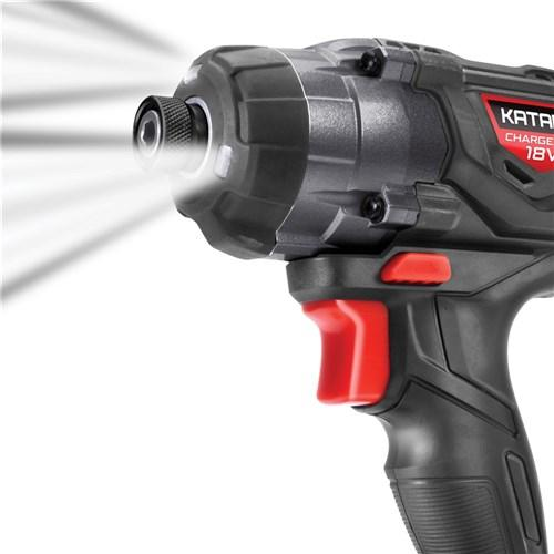 Katana Cordless 18v Cordless Impact Driver 220010 - Port Kennedy Auto Parts & Batteries